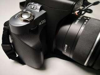 sony alpha a330 entry levek dslr camera