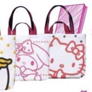 BN Sanrio My Melody Tuition / Tote Bag