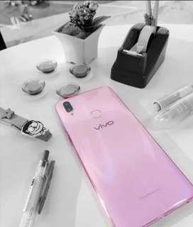 Vivo V11 New Fairy Pink (Promo cicilan 0%)