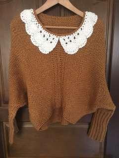 🚚 日系手織感顯瘦毛衣