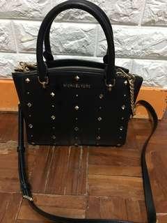 95%new Michael Kors Ellis handbag