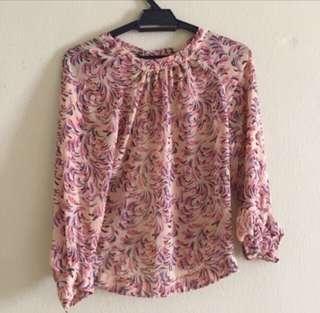 TOPSHOP Designer blouse