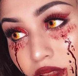 Crazy Contact Lenses