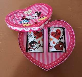 Couple Mickey & Minnie Mouse Glasses