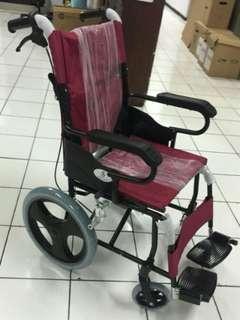 Kursi roda / wheel chair merah