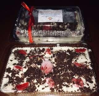 Black Forest Float