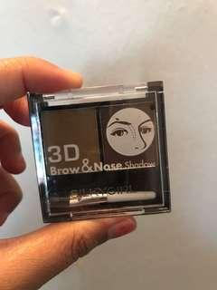 Nose and Eyebrow Contouring