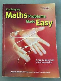 Challenging problems made easy