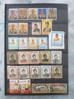 Brunei stamps
