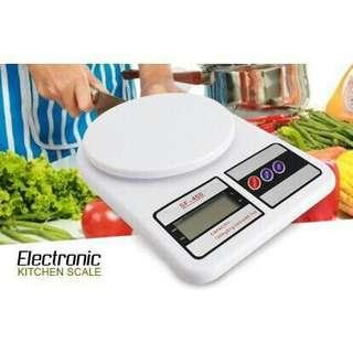 Electronic Home Weighing Scale
