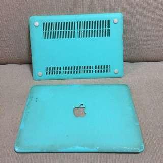 Macbook Pro Case Turqoise Blue Tosca