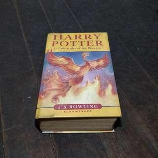 Harry Potter Order Of The Phoenix