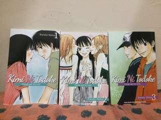 Komik Kimi no Todoke by Karuho Shiina