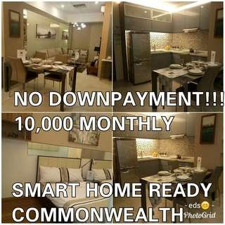 AFFORDABLE SMART HOME CONDO IN COMMONWEALTH