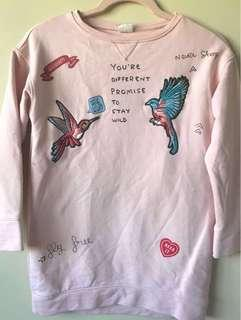 Zara Girls sweater dress