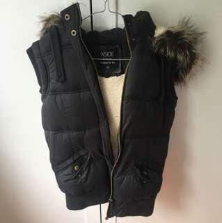 Women's winter vest
