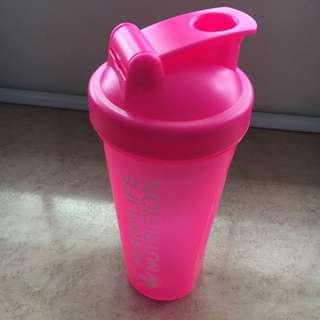 Brand New Herbalife Pink Fuchsia Tumbler Water Bottle