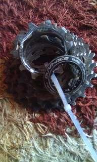 Group set ultegra mix dura ace 11speeds