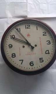 Wall Clock old vintage