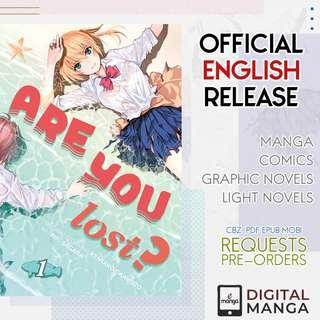 Are You Lost? (Manga)