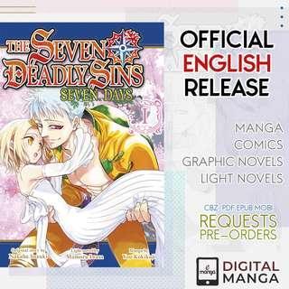 The Seven Deadly Sins: Seven Days (Manga)