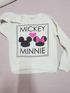 Authentic Disney Sweater for Girls