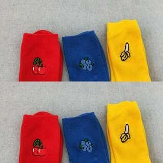 Color sock Korean