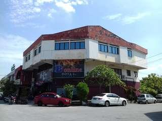 Main road shop Ipoh town area