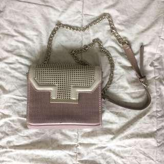 Zara Dusty Pink Sling Bag