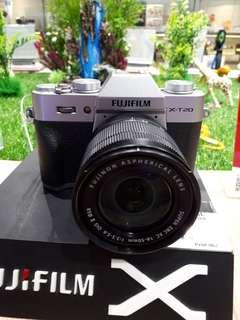 Kamera FujiFilm X-T20 16-50 PROMO (Kredit Murah)
