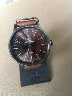 Rip Curl Leather Watch