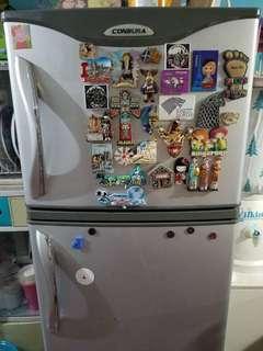 Condura 2 door Refrigerator