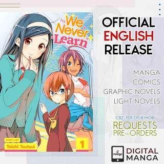We Never Learn (Manga)