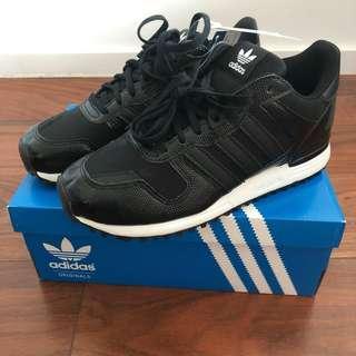 (全新✨) Adidas ZX700 女裝黑色