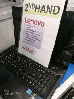 Lenovo y580