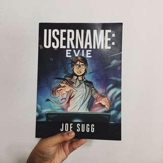 Username:Evie Paperback Book