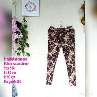 ✔LelangPremium✔ Shabby brown pants