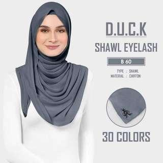 Duck shawls eyelash #MY1212