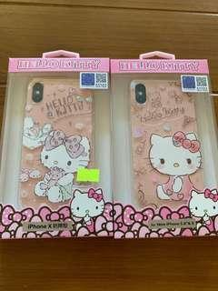 🈹$50 🈹 Iphone x / xs case 手機套 殻 hello kitty little twin star my melody sanrio   kitty little