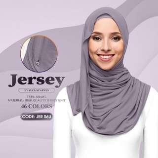 Duck cotton jersey shawl #MY1212