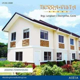 Affordable house and lot for sale in dasma for only  8,743/month thru pag ibig
