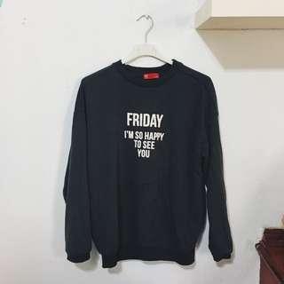 'Friday' Sweater #Next30
