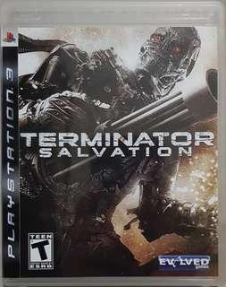 PS3 Terminator Salvation