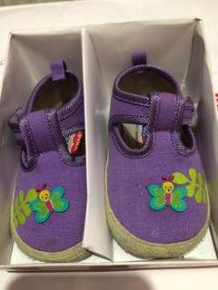 Fisher Price Violet shoes