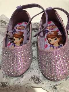 Flori Sophia The First Violet Shoes