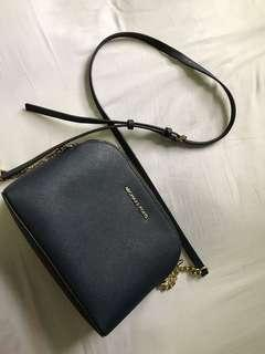 Michael Kors Cindy Saffiano Leather Crossbody