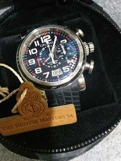Graham silver stone Luffield gmt