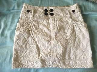 🚚 鋪棉短裙