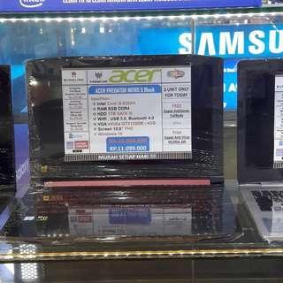 Kredit Acer Predator Nitro 5 Laptop Gaming Bandung