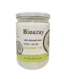 Bioazay有機初榨冷壓椰子油500ml